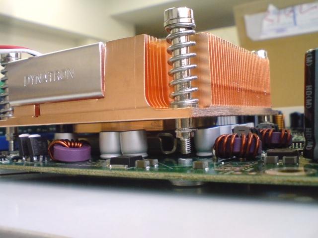 LGA775 CPUクーラー問題解決!